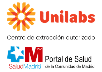 Centro de extracción autorizado Unilabs