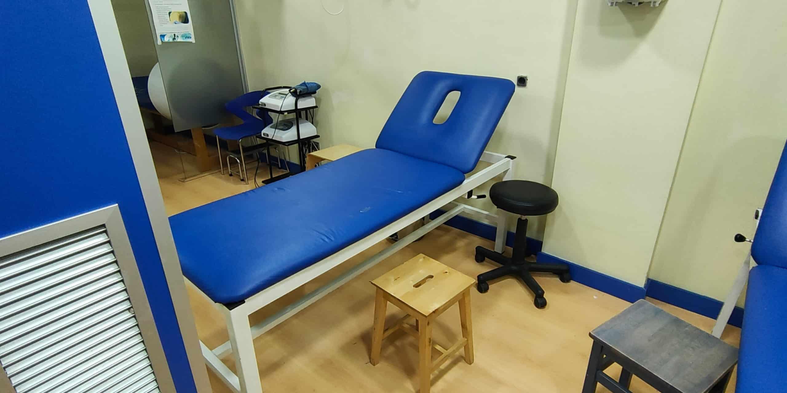 Clínica de Fisioterapia en Tres Cantos