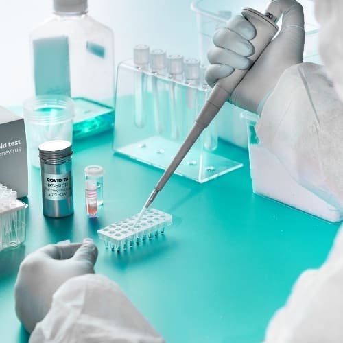 Test covid PCR