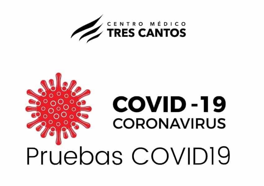 Test y pruebas coronavirus